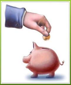 úspory